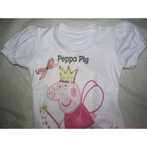 Conjunto De Tuto Da Peppa Pig