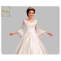 Vestido Noiva Debutante Princesa Importado! Pronta Entrega
