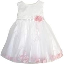 Vestido Infantil Dama De Honra, Casamento Festa 2,3,4,5 Anos