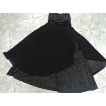 Vestido De Festa Black Tie Sobrepeso 50- Seminovo