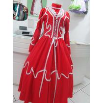 Vestido De Prenda