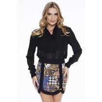 Saia Social Skirt Look Maria Gueixa Ref 2102