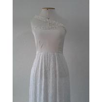 Vestido De Noiva Exclusivo Estilo Grego Off White Longo