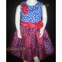 Vestido Fantasia Infantil Galinha Pintadinha Brinde: Tiara