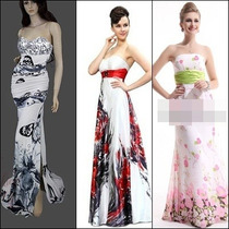 Vestido Longo Rosa Festas 15 Anos, Formaturas, Casamentos.