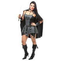 Fantasia Guerreira,xena,vestido Gladiadora,romana,medieval