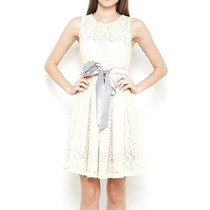 Vestido Renda Traffic People - Casamento Civil .mini Wedding
