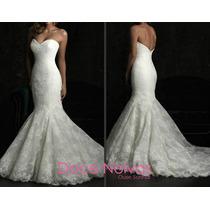 Vestido Noiva Sereia Pronta Entrega Modelo 2015