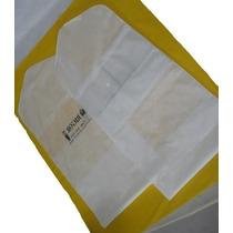 Capa Para Vestido Com Visor Em Pvc !!!!! Kit Com 03 Unidades