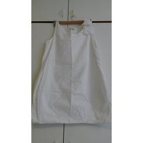 Lindo Vestido Branco De Lese!!!!!