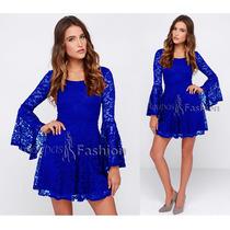Pronta Entrega Moda Maior Grande Vestido Plus Size Renda