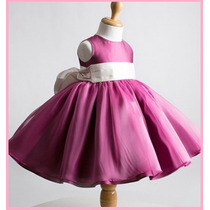 Vestido Infantil Festa Criança Bebê Aniversário Casamento