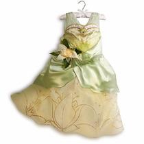 Fantasia Princesa Tiana - Original Disney