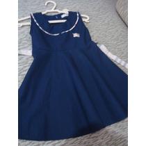 Roupa Vestido Infantil P/ Bebês De 3 A 9 Meses