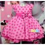 Vestido Infantil Peppa Pig - Tam. 1 Ao 3