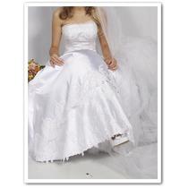 Vestido De Noiva Tamanho P Manequim 36