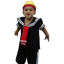Turma Do Chaves - Fantasia Kiko Infantil - Point Da Dança