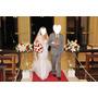 Luxuoso Vestido De Noiva Modelo Sereia Bordado Deslumbrante