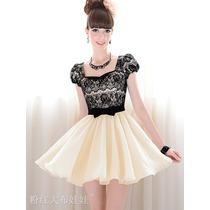 Maravilhoso Vestido Importado Estilo Princesa