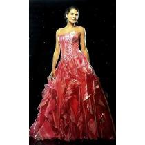 Vestido Debutante, Formatura Pink Maravilhoso!
