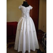 Vestido Noiva Seda Renda Casamento