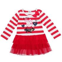 Peppa Pig Vestido Tutu Vermelho (pronta Entrega)