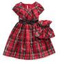 Vestido Festa Infantil Bonnie Jean- 24 Meses
