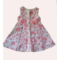 Vestido Menina Roupinha De Bebes Para Menina A0072 - Nvbaby