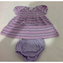 Vestido Bebe Com 2 Pecas Marca Pulla Bulla Muito Barato