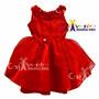 Vestido Para Bebê De Festa Infantil Com Faixa De Cabelo