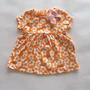 Vestido Flores Child Of Mine By Carters (tam 3 Meses)