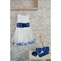 Vestido Para Festa Crianças De 12-18 Meses