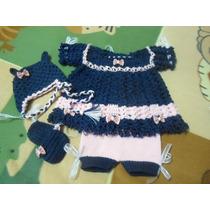 Vestidos Para Bebes E Bebe Reborn !!!!!por Encomenda