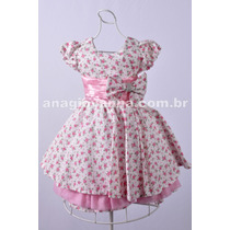 Vestido De Bebê Para Festa De 1 Ano