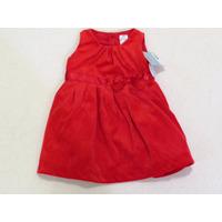 Vestido Carters Menina 3m - 2 Peças - Original