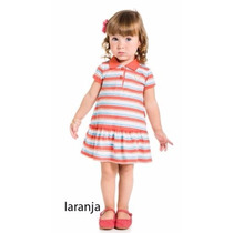 Vestido Infantil Marca Kyly