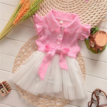 Vestido Bebe Crianca Importado Barato Roupas Feminino