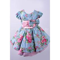 Vestido De Bebê Para Festa 1 Ano