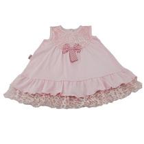 Vestido Kero Kollo, Bebê Menina, Malha Qualidade Pettenati