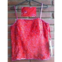 Corpete N° 06 /corselet/corset Bordado Pedrarias E Importado