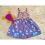 Vestido Infantil Menina Importado Casual Festa 24 Meses