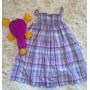 Vestido Infantil Menina Importado Festa Casual 12 A 18 Meses