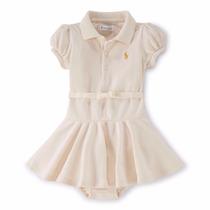 Vestido Infantil Ralph Lauren Importado Original