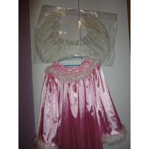 Vestido,roupa, Bata De Anjo Com Asa