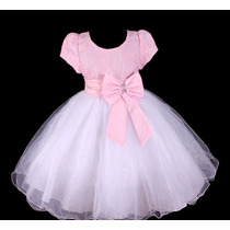 Vestido Infantil Festa/ Dama/florista/casamento Rendas