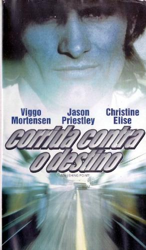 Vhs - Corrida Contra O Destino - Viggo Mortensen