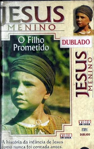 Vhs - Jesus Menino Vol 1