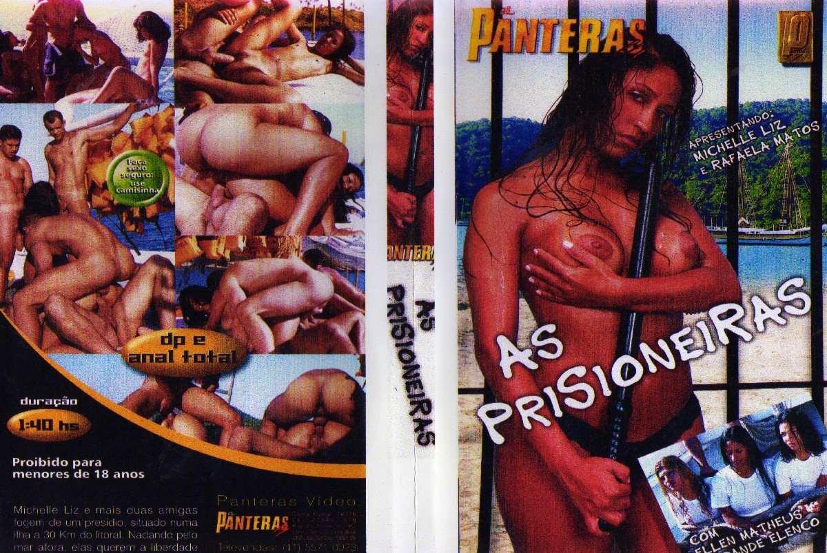 As panteras as prisioneiras