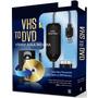 Fitas De Video Vhs Em Dvd Placa Captura Usb C/ Video Aula