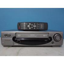 Video Cassete Semp Toshiba X686 7 Cabeças Hi Fi Stereo